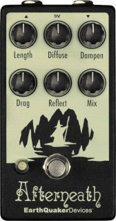 Effects Pedal – EarthQuaker Devices, Afterneath, Otherworldly Reverberator