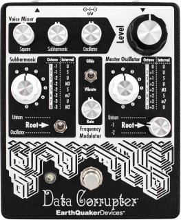 Effects Pedal – EarthQuaker Devices, Data Corrupter, Monophonic Harmonizing PLL