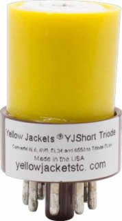Tube Converter - Yellow Jackets, YJShort, Triode Version, Converter Only