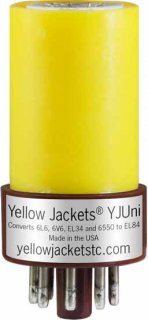 Tube Converter - Yellow Jackets, YJUni, Triode Version, Converter Only