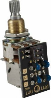 Potentiometer - PMT, Dual Mode Tone Control