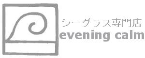 シーグラス(ビーチグラス)専門店 evening calm 販売サイト