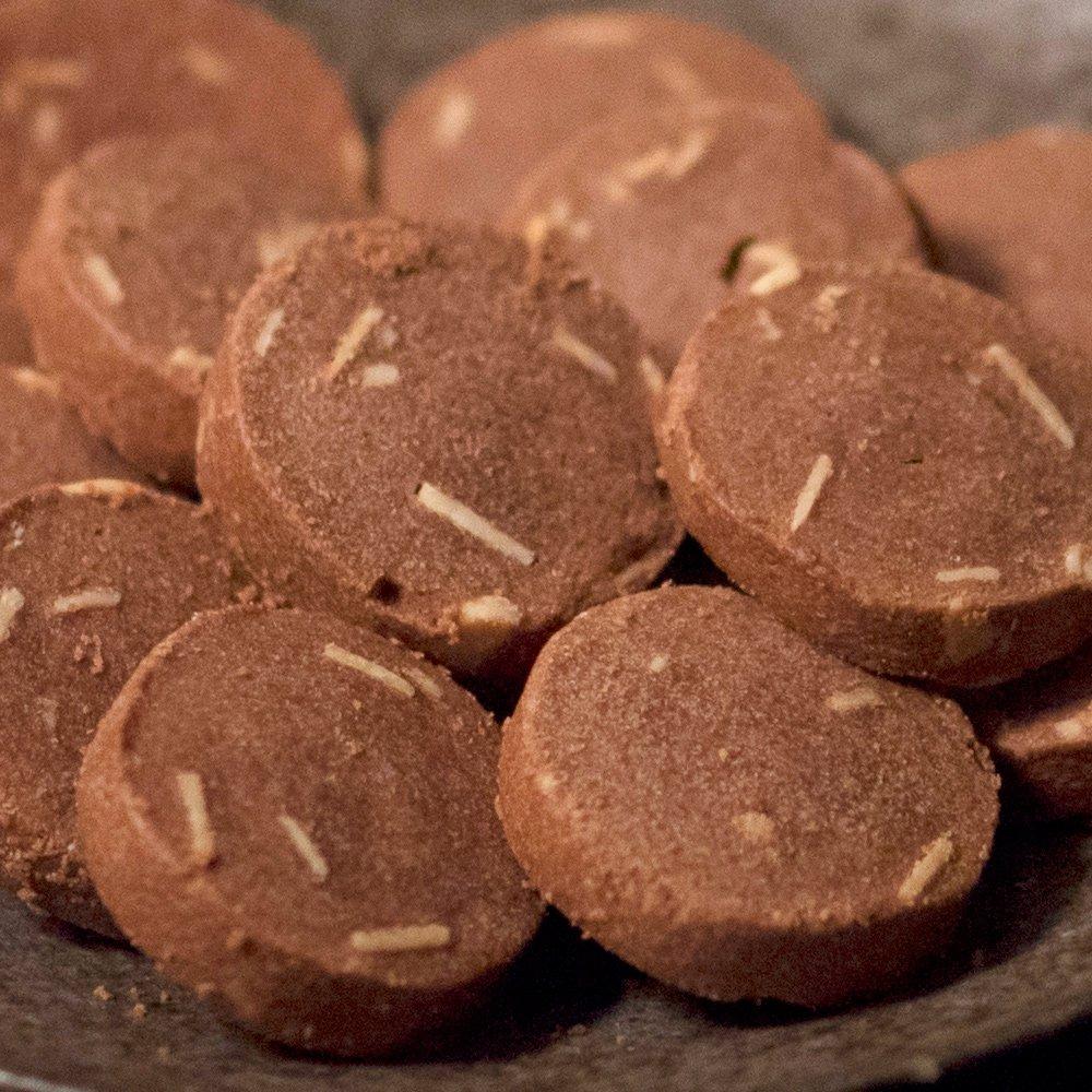 がんばクッキー/アーモンドココア
