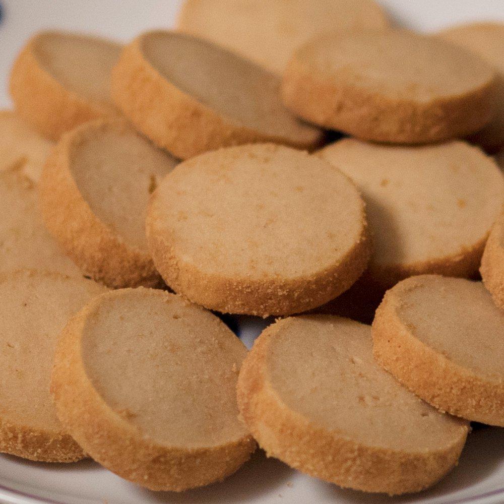 がんばクッキー/きなこみるく