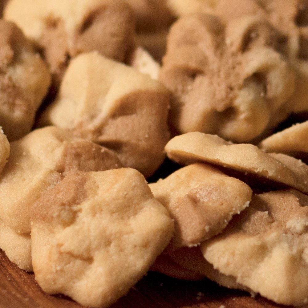 がんばクッキー/黒糖みるく