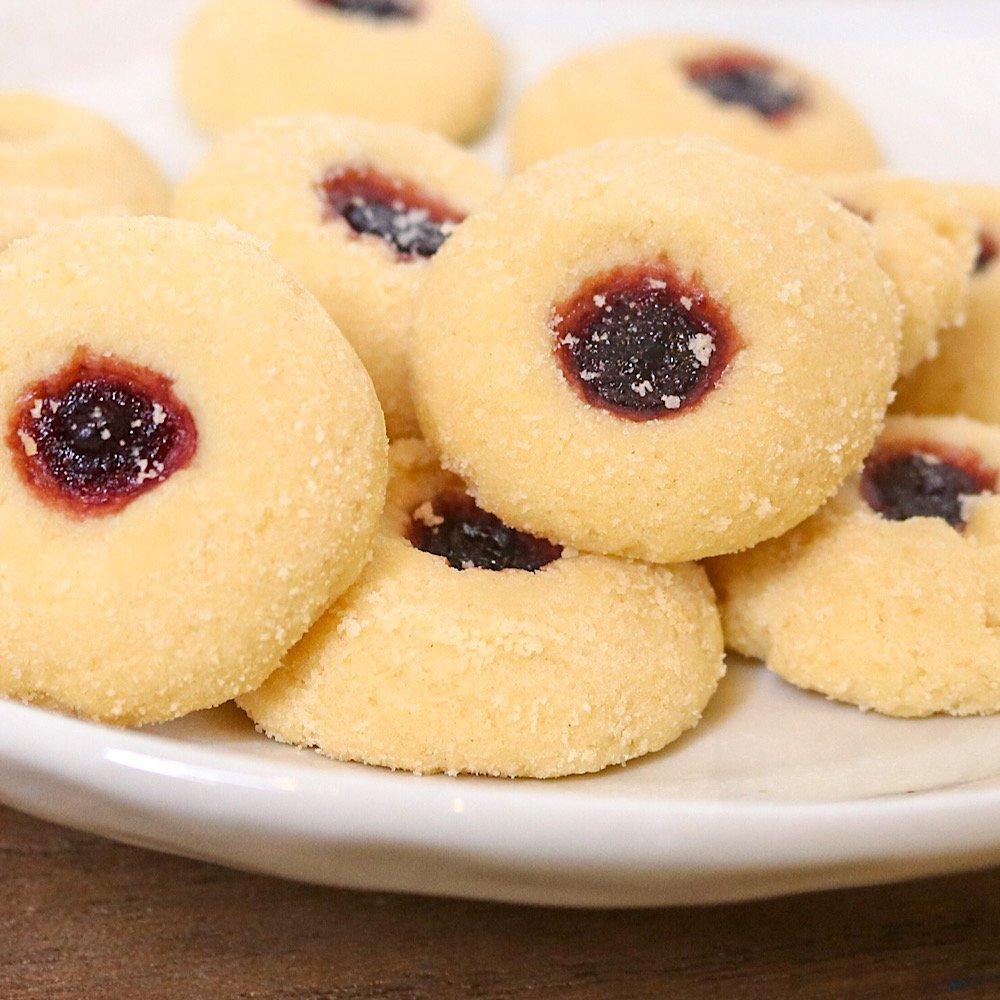 【夏季限定】がんばクッキー/ブルーベリーよーぐると