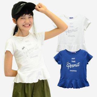 ペプラム Tシャツ