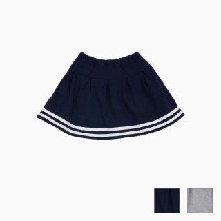 インナー付ラインスカート