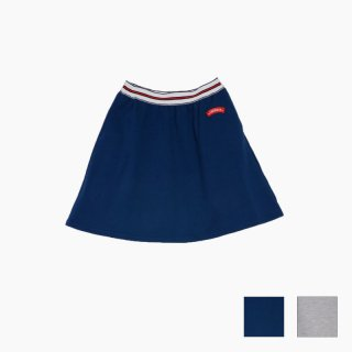 ウエストラインスカート