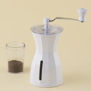 貝印 The Coffee Mill ザ・コーヒーミル スノーホワイト Kai House FP5151