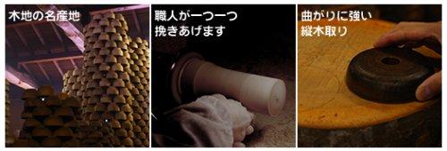 安清式木製ドリッパー1〜2人用 ナチュラル