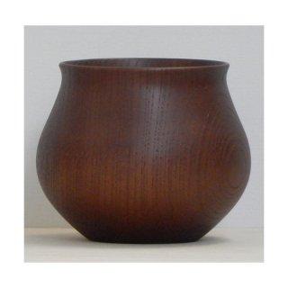 安清式 木の器 ブラウン
