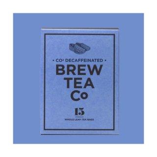 Brew Tea Co CO2 デカフェ ティーバッグ15個入