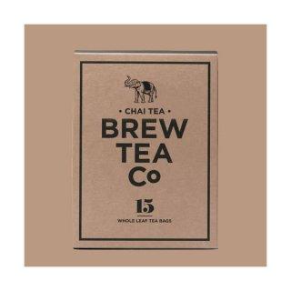 Brew Tea Co チャイティー ティーバッグ15個入