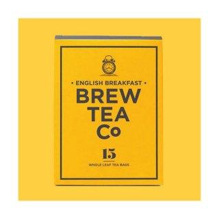 Brew Tea Co ブリューティー イングリッシュブレックファースト ティーバッグ15個入