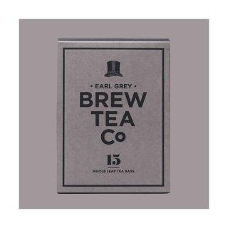 Brew Tea Co アールグレイ ティーバッグ15個入