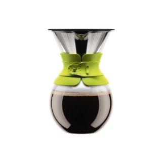 bodumボダム プア・オーバードリップ式コーヒーメーカー ライムグリーン 11571-565