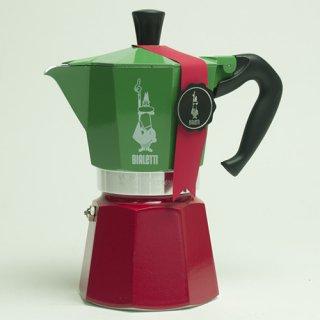 BIALETTI ビアレッティ モカエキスプレス イタリア 6カップ用(直火式エスプレッソマシン)