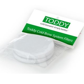 Toddy トッディ コーヒーメーカー 小規模&家庭用フィルター 2枚セット