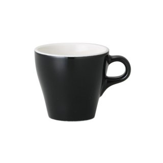 ORIGAMI オリガミ 6オンスカプチーノカップ ブラック 99300854