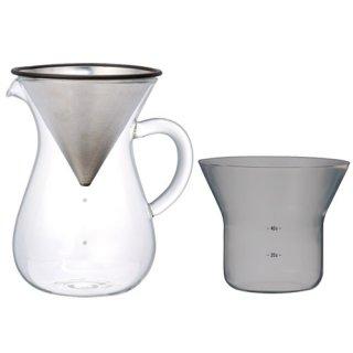 SCS-04-CC コーヒーカラフェセット 600ml 4CUP用