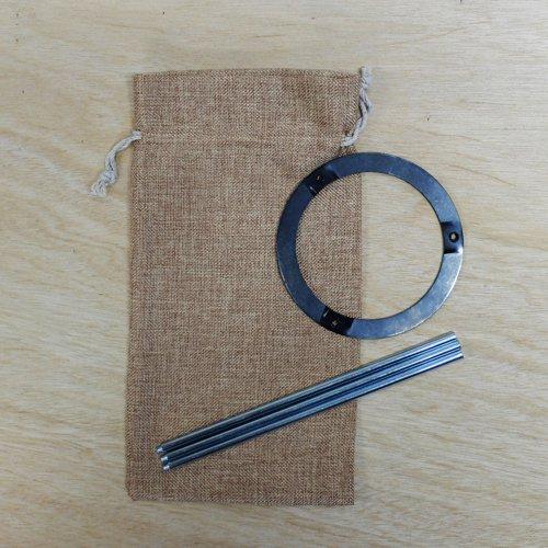 安清式 紙落としドリッパー1〜2杯用 専用ドリップスタンド