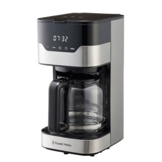 Russell Hobbs ラッセルホブス コーヒーメーカー グランドリップ 〜10杯用 7651JP