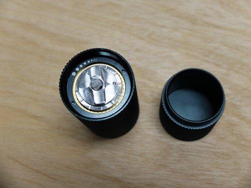 TIMEMORE コーヒーグラインダー NANOs チタン刃 ブラックダイヤモンド 【正規輸入品】