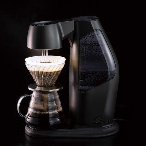 【HARIO/ハリオ】V60オートプアオーバーSmartQ サマンサ コーヒーメーカー メタリックグレー