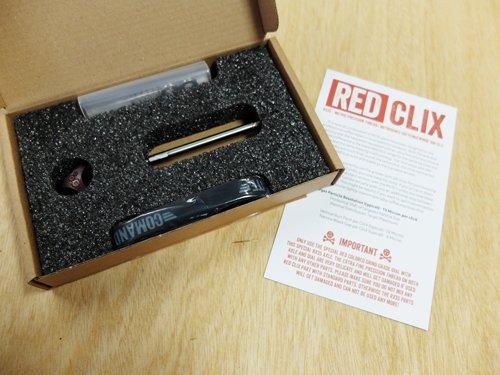 COMANDANTE コマンダンテ Red Clix RX35