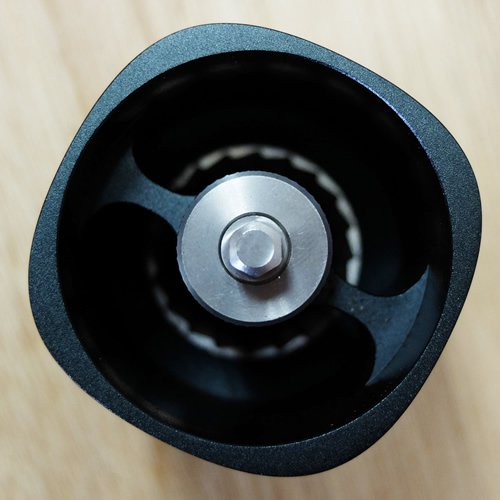 TIMEMORE コーヒーグラインダー G1 ブラックウォールナット 【正規輸入品】
