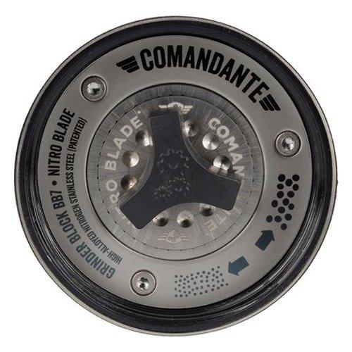 COMANDANTE コマンダンテ C40 コーヒーグラインダー ニトロブレイド ブルー ULTRAMARINE