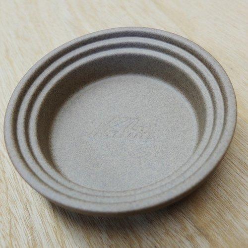【Kalita×HASAMI】 カリタ 砂岩陶土トレイ【SGトレイ】