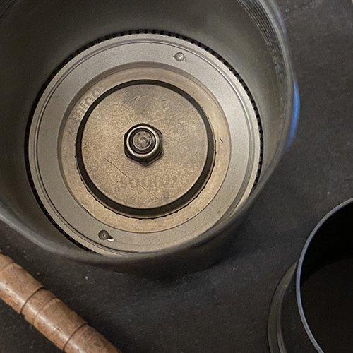 minos マニュアルコーヒーグラインダー ブラック