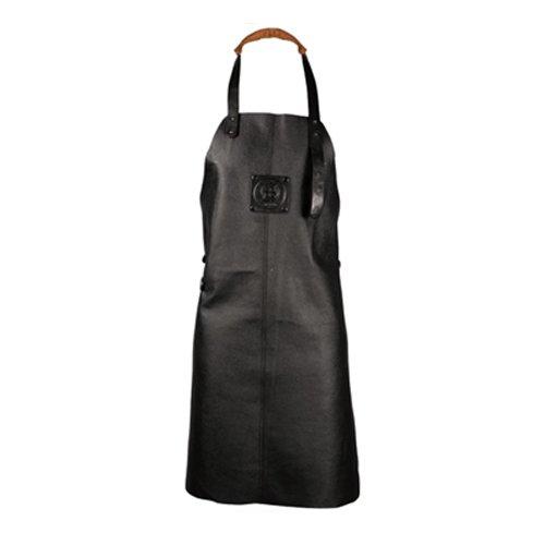本革製タブリエロング ブラック