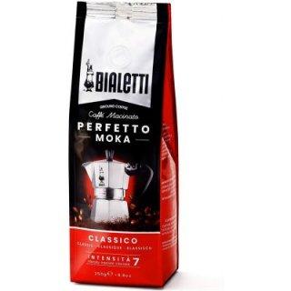BIALETTI ビアレッティ Perfetto moka 細挽きコーヒー Classico クラシコ 250g
