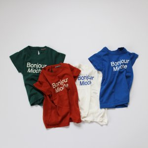 <img class='new_mark_img1' src='https://img.shop-pro.jp/img/new/icons20.gif' style='border:none;display:inline;margin:0px;padding:0px;width:auto;' />【40%off】 bonjour t-shirt