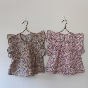 <img class='new_mark_img1' src='https://img.shop-pro.jp/img/new/icons20.gif' style='border:none;display:inline;margin:0px;padding:0px;width:auto;' />【20%off】 flower blouse