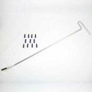 ペイントレスデントリペアツール デントツール デントプーラー 入門用キット 凹みリペア 板金用工具 板金塗装工具