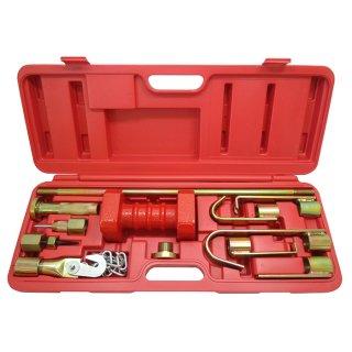 板金用スライディングハンマーセット デントリペア デントプーラー スライドハンマー 板金工具