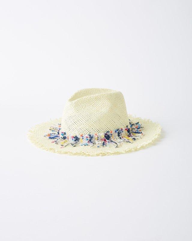 COOHEM×CA4LA TROPICAL TWEED HAT