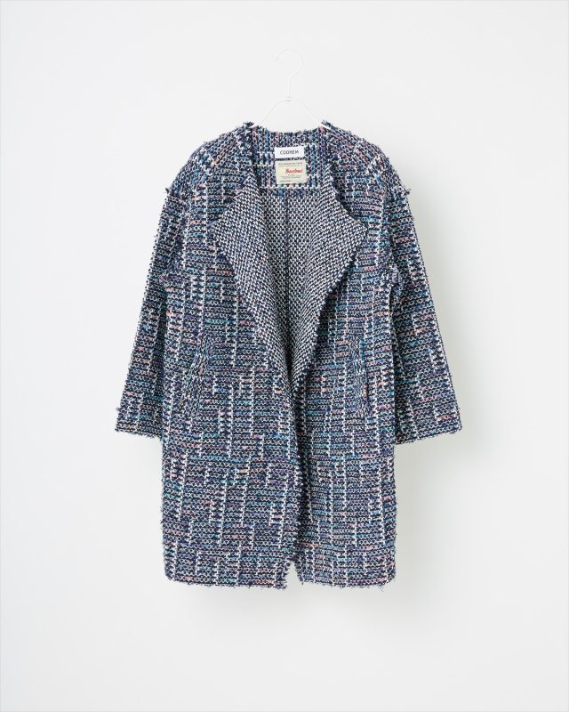 SPRING AIR TWEED COAT