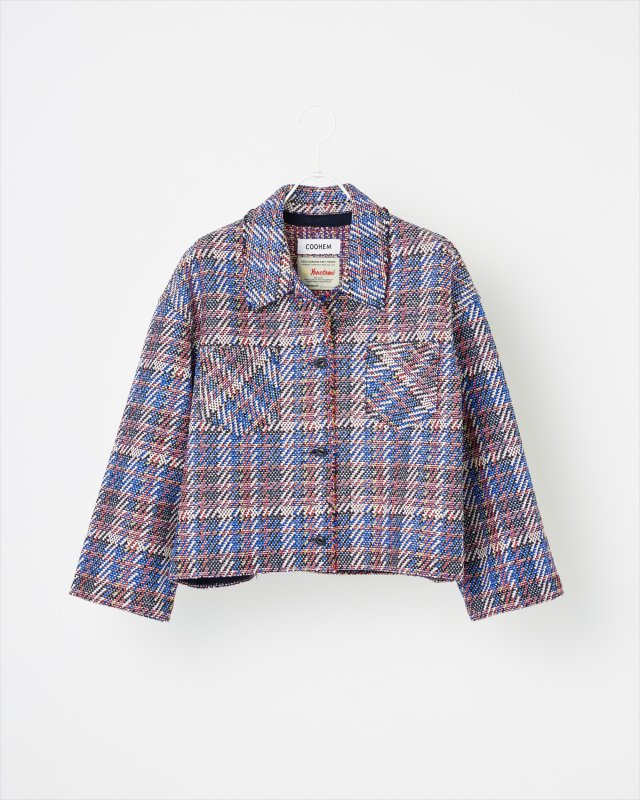 TECH TWEED JACKET