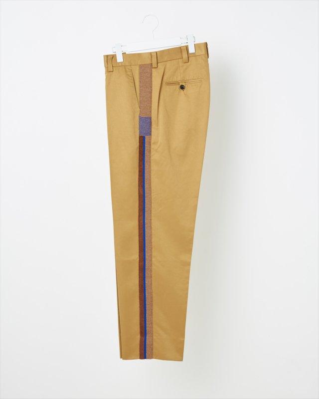 KNIT SIDELINE PANTS