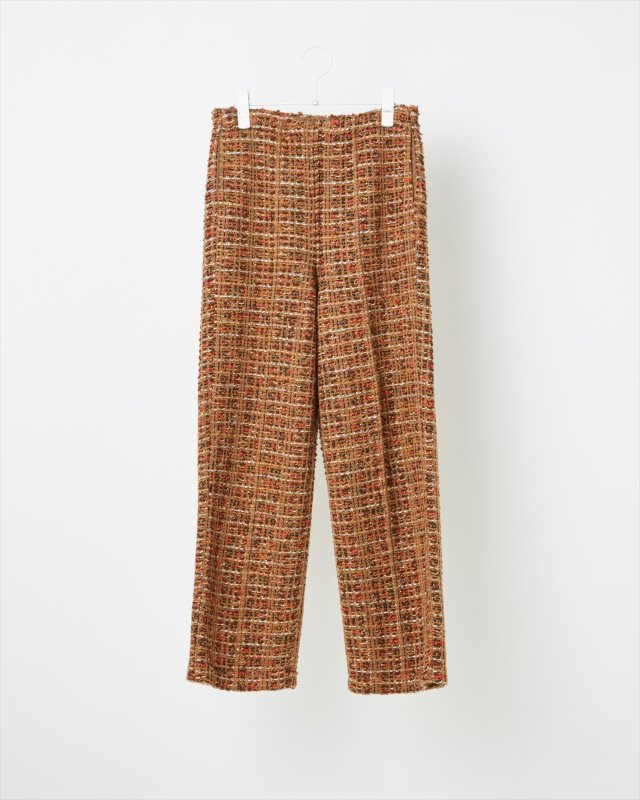 BLAZER TWEED PANTS