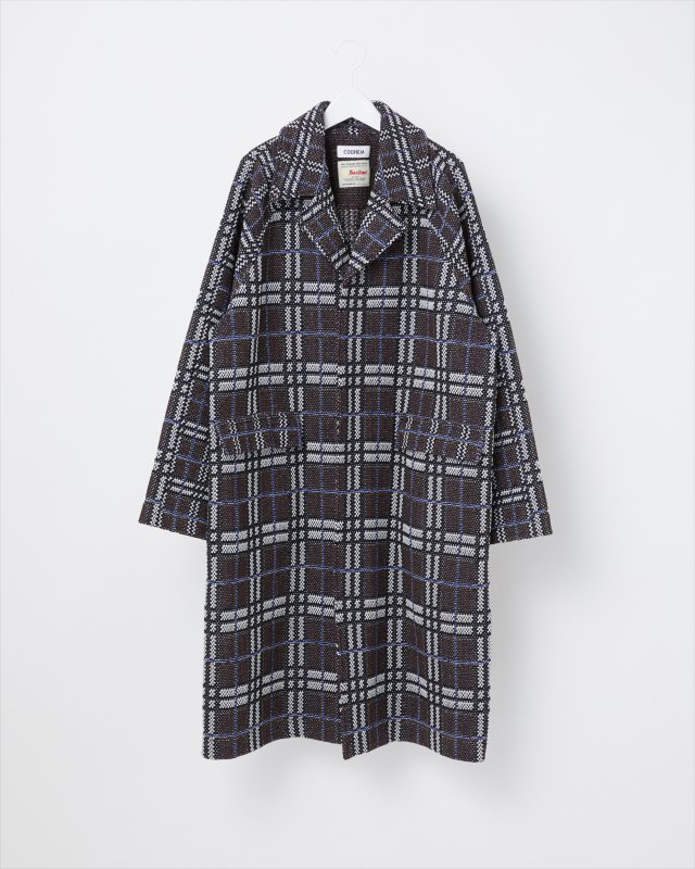 COUNTRY TARTAN TWEED COAT
