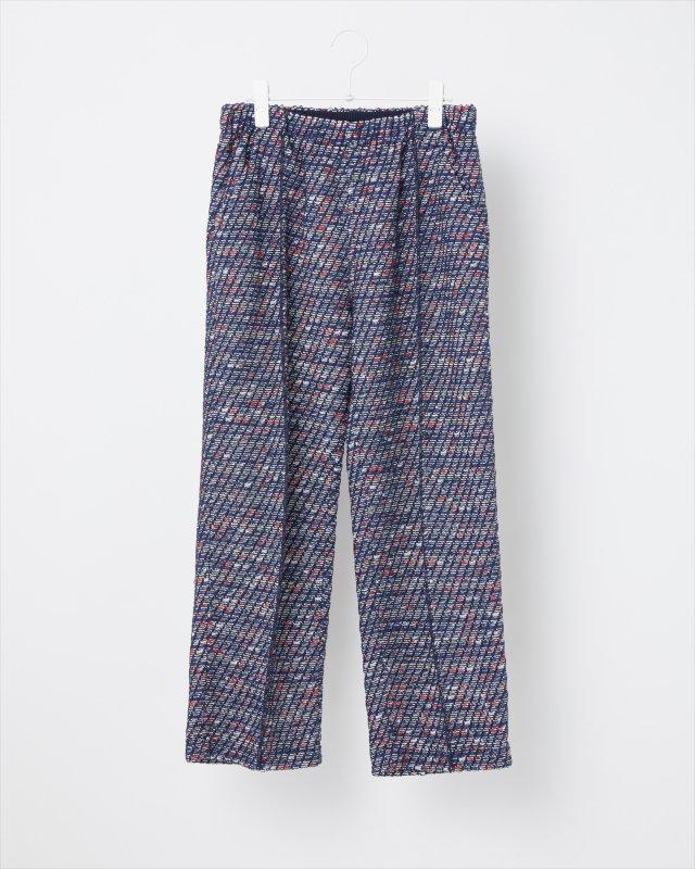 BLAZER TWEED PANTS