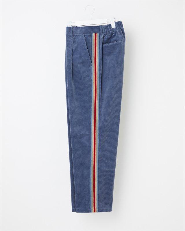 KNIT SIDELINE CORDUROY PANTS