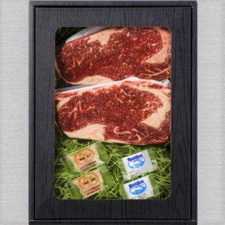 熟成肉ステーキセット