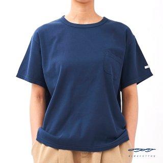 【2017モデル】ビワコットンクルーネックポケットTシャツ